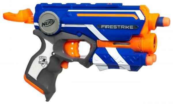 Nerf Firestrike Elite -ase