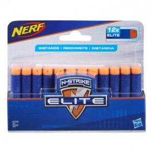 Nerf N-Strike Elite 12 Pehmonuolet Täyttöpakkaus