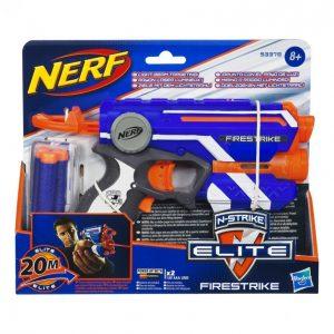 Nerf N-Strike Elite Firestrike Pehmonuoliase