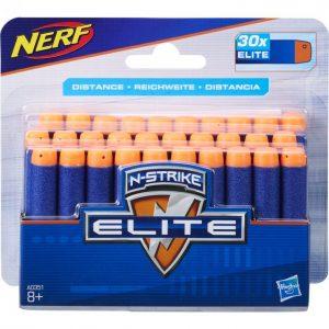 Nerf N-Strike Pehmonuolet 30 Kpl