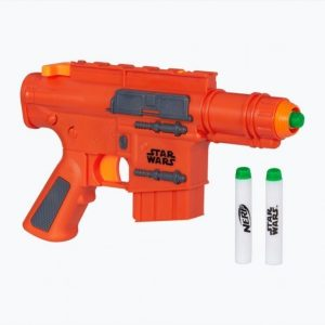 Nerf Star Wars Seal Communicator Green Blaster