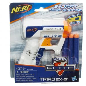 Nerf Strike Elite Triad Ex-3 Ase