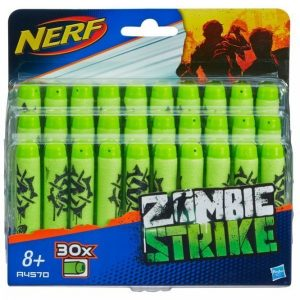Nerf Zombie Strike New Deco Dart
