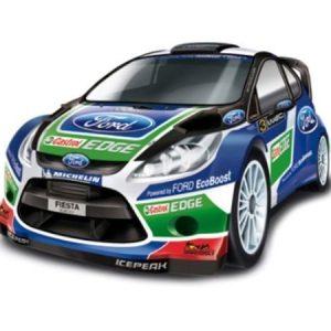 Nikko Ford Fiesta WRC