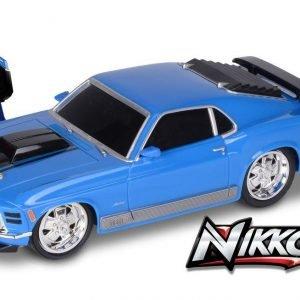Nikko Ford Mustang Mach 1 1:10 Radio-Ohjattava Auto