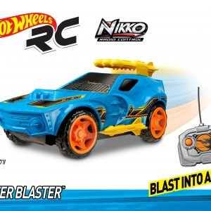 Nikko Hot Wheels Sting Rod Radio-Ohjattava Auto