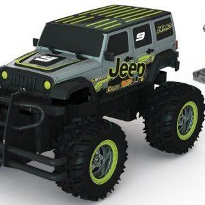 Nikko Jeep Rubicon RC Car