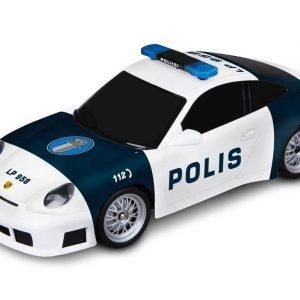 Nikko Porsche 911 Kauko-Ohjattava Poliisiauto