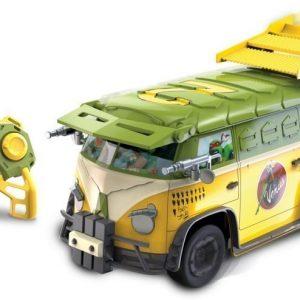 Nikko Radio-ohjattava minibussi Party Van RC Turtles