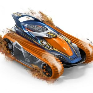 Nikko Velocitrax Orange 7