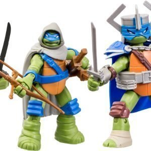 Ninja Turtles Hahmot Eksklusiivinen 4-pakkaus