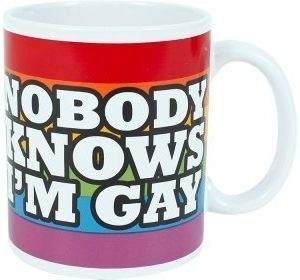 Nobody Knows I'm Gay muki