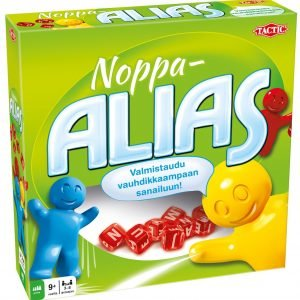 Noppa-Alias