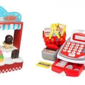 Oliver & Kids Kassakone + Jäätelökioski Paketti