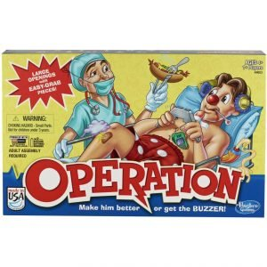 Operation Re-Invent