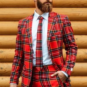 OppoSuits The Lumberjack koko 50