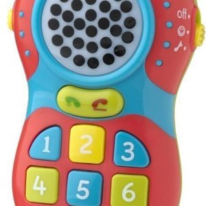PLAYGRO Jerry's Class Dial-A-Friend-Phone
