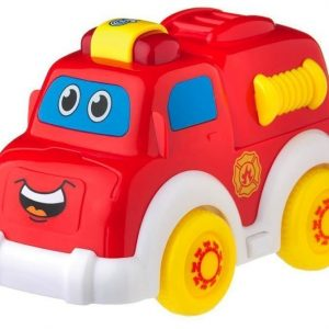 PLAYGRO Jerry's Class Lights & Sounds Fire Truck