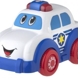 PLAYGRO Jerry's Class Lights & Sounds Police Car