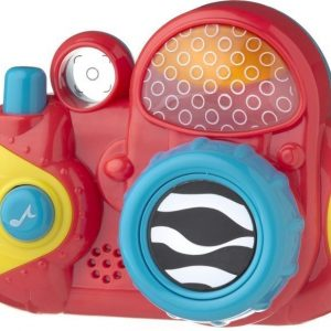 PLAYGRO Jerry's Class Sounds And Light Camera