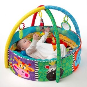 PLAYGRO Leikkimatto Ball Playnest