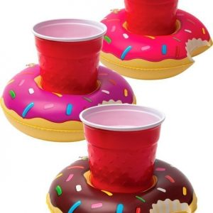 Party Boats Donut 3pack