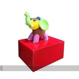 Paulinda Muovailuvahapakkaus Super Dough Elefantti