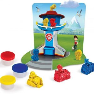 Paw Patrol Muovailuvahasetti Rescue Dough Play Set