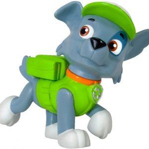 Paw Patrol Pup Buddies Figure Rocky