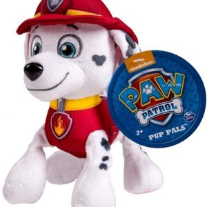 Paw Patrol Pup Pals Plush Marshall