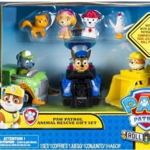 Paw Patrol Rescue Racer + Mini pup