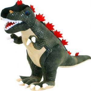 Pehmoeläin Dinosaurus T-Rex 27x27 cm
