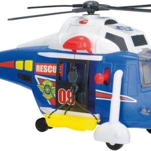 Pelastushelikopteri valo- ja äänitoiminnolla 41 cm