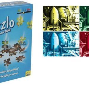 Peliko Lastenpeli Puzzlo 40 Avaruusraketti