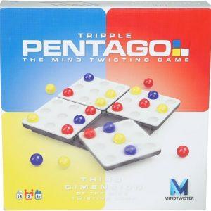 Peliko Peli Pentago Triple