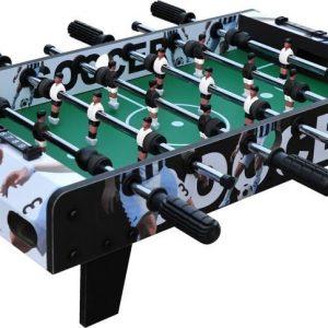 Pelipöytä Jalkapallo Musta/valkoinen