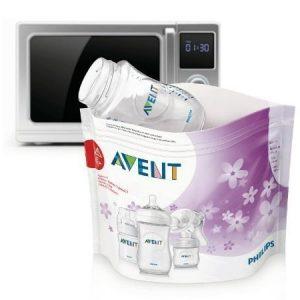 Philips Avent sterilointipussi 5 kpl