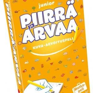Piirrä Ja Arvaa Junior Matkapeli
