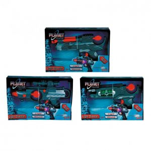 Planet Fighter Laserpyssy