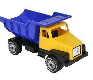 Plasto Iso kuorma-auto 60 cm Keltainen