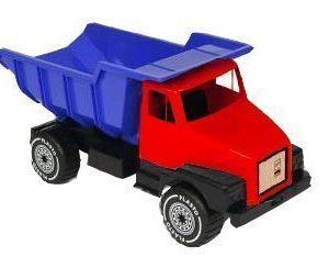 Plasto Iso kuorma-auto 60 cm Punainen