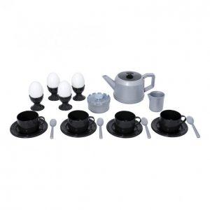 Plasto Kahviaamiaisastiasto