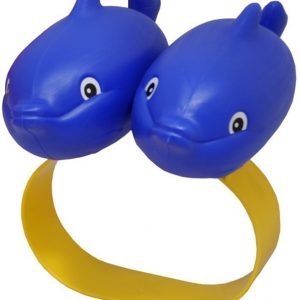 Plasto Kellukkeet Delfiini Sininen