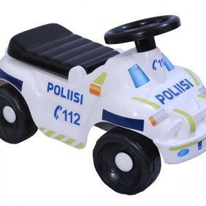 Plasto Offroad Poliisi -potkuauto