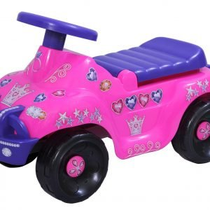 Plasto Offroad Prinsessa -potkuauto