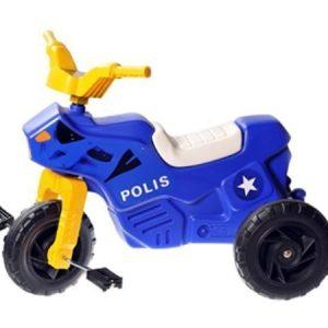 Plasto Poliisimoottoripyörä 65 cm