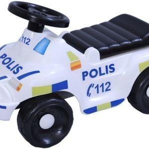 Plasto Potkutteluauto Poliisiauto