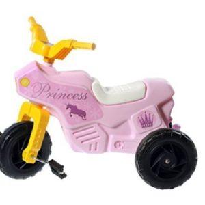 Plasto Prinsessamoottoripyörä 65 cm