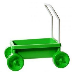 Plasto Taaperokärry vihreä 48 cm