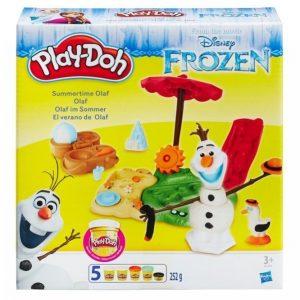 Play-Doh Frozen Olaf Muovailuvahapakkaus